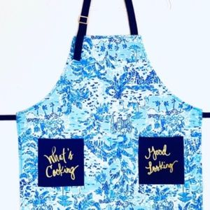 Lilly Pulitzer High Tide Apron What A Lovely Place